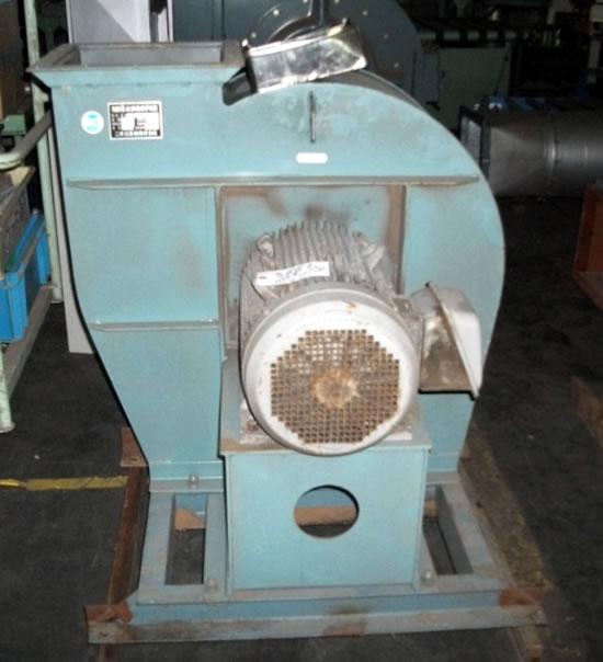 大気テクノ バグフィルター集塵機2