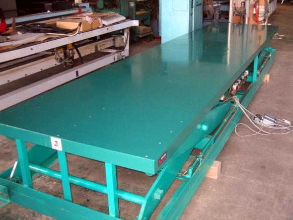 竹中工業 テーブルリフター